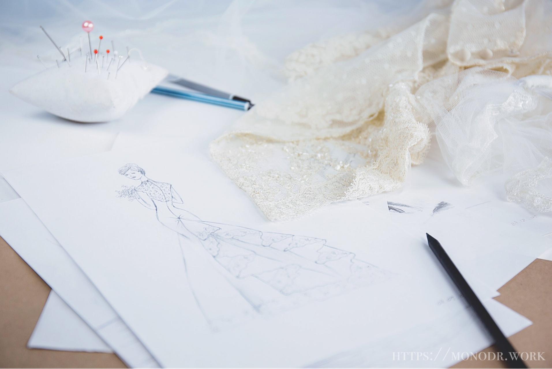 ファッションイラストの描き方